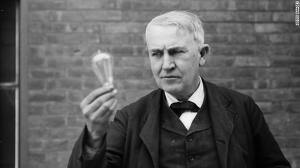 Thomas Edison said this is one of man's greatest weakness to be aware of…